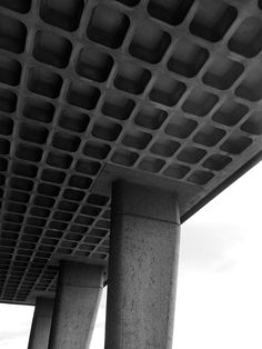 """::: new-brutalism: """" Brixton Recreation Centre, London, George Finch for Lambeth Architects' Department, 1971-1973 Photo: Simon Phipps """""""