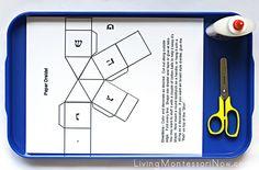 Montessori-Inspired Little Passports Activities - Israel
