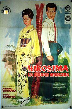 Hiroshima, la ciudad marcada (1962) Sono yo wa wasurenai (Kozaburo Yoshimura)