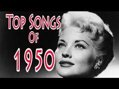 Top Songs of 1950 - YouTube
