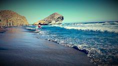 Playa El Monsul - Cabo de Gata