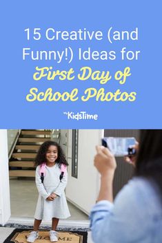 15 Creative (and Funny!) Ideas for First Day of School Photos Starting School, Going Back To School, Poems About School, School Coloring Pages, T Shirt Image, Funny Ideas, Last Day Of School, School Pictures, Funny Messages
