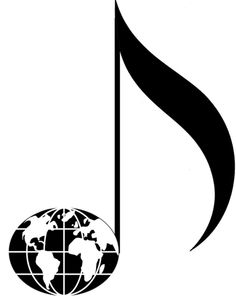 World Music Note Music Pics, Music Images, Music Pictures, Music Stuff, Sound Of Music, Kinds Of Music, My Music, Rage Music, World Music