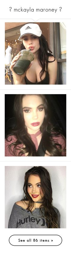 """❤ mckayla maroney ❤"" by e-phemeralanon-s ❤ liked on Polyvore"