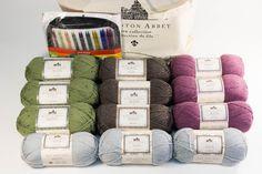 Premier Downton Abbey Yarn and Needles Bundle Giveaway