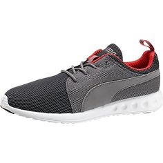 <p>Style meets performance in the Carson Runner. An EVA midsole provides cushioning and a smooth ride, while the upper is lightweight and breathable. In sum: it's a shoe that'll get you where you need to go in style. This version's all-over herringbone pattern gives it a little extra class.</p><p>Features:</p><ul><li>Breathable air mesh upper with herringbone pattern</li><li>Lace closure for a snug fit</li><li>Breathable, die-cut EcoOrthoLite® sockliner for optimum fit and...