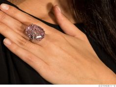 'Pink Star' diamond sells for record $71.2 million at auction