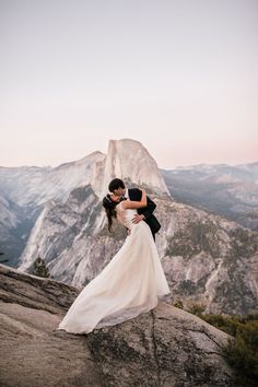 Adventure Elopement Packages, Weddings, and Engagement Sessions — Adventure Wedding + Elopement Photographers in Moab, Yosemite, and beyond Yosemite National Park, National Parks, Wedding Portraits, Wedding Photos, Wedding Ideas, Wedding Details, Wedding Planning, Elope Wedding, Wedding Venues