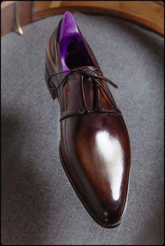 http://chicerman.com amator-blogosphere: Berluti Bespoke Shoes Patrice Rock - Anthony Delos - Jean-Michel Casalonga crédit photo : Andy Julia pour Parisian Gentleman #menshoes