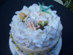 Sleeping faries cake. by Pats cakes
