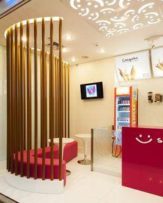 LOL ice-cream store by theroom arquitetura & design, Uberlândia – Brazil » Retail Design Blog