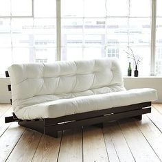 """Full Futon Mattress #WestElm I like this one, but think it's too large for our futon frame (74"""" L vs. 72-73"""" L & 54"""" W vs. 52-53"""" W). darn!"""