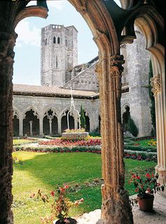 La Romieu Gers, France. I just want to be in a place thats name is the same as my sirname.