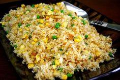 Manila Spoon: Garlic Fried Rice (Sinangag) #garlicfriedrice #manilaspoon