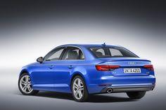 Géén revolutie: Audi presenteert saaie nieuwe A4