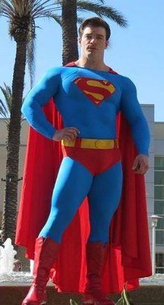 Superman Cosplay, Superman Art, Superhero Cosplay, Dc Cosplay, Best Cosplay, Superman Stuff, Awesome Cosplay, Lar Gand, Hero Movie