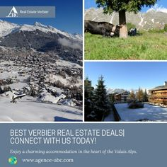 Want to buy a beautiful house in Switzerland? If you are looking to own of a beautiful property & avail the best Verbier real estate offers, contact now!
