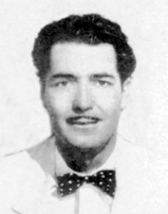 Denver Dale Crumpler  1912-1957  Sang with the Stamps Quartet then The Statesmen   Died at the early age of 45   Inducted into Hall of Fame 1997