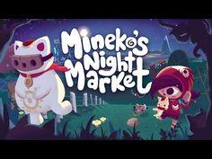 Mineko's Night Market - Steam Trailer