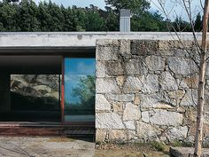 House in Moledo, Portugal (1991-98) | Eduardo Souto de Moura | Photo © Luis Seixas Ferreira Alves