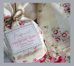 Bittersweet Soap Company Friendship Soap