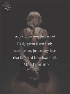 submissive truth