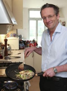 Michael Mosley, joint author of The Fast Diet.