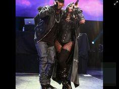 Kendrick  Lamar and the Queen Bee