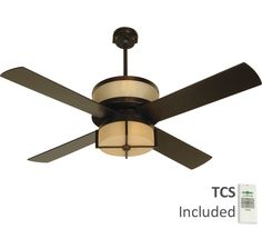 Craftmade Midoro Fan MO56OB4, at Del Mar Fans & Lighting, over 100,000 happy customers