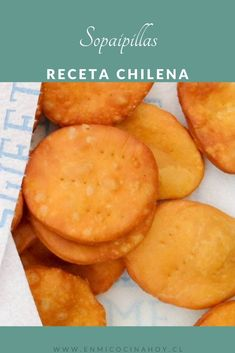 Mini-slippers in the county - Healthy Food Mom Gourmet Recipes, Cooking Recipes, Healthy Recipes, Chilean Recipes, Holiday Side Dishes, Latin Food, Food Print, Vegetarian, Crack Crackers