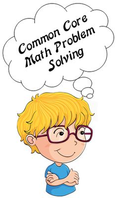 Common Core Math Problem Solving - Blog post by Laura Candler on how to incorporate the Common Core Standards for Mathematical Practices
