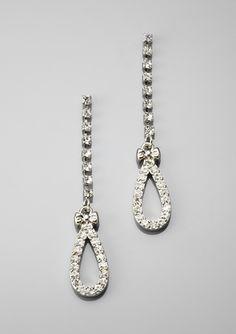 Betsey Johnson- Formal earrings