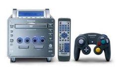 GameCube Panasonic Q Nintendo Games, Console, Cube, Video Games, Ipad, Iphone, Gadgets, Electronics, Products