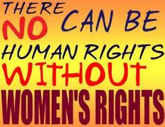 women's rights - Bing Images