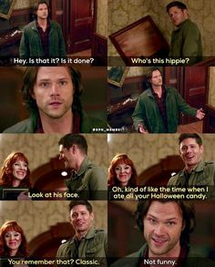 #Supernatural - Season 12 Episode 11