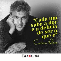 #CaetanoVeloso #Poemese