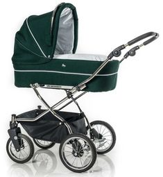 NEW ★ Hesba ClassicA with swivel wheels & fixed carrycot ♥ Collection 2019 ✓ Purchase on account ✓Personal consultation Bugaboo, Vintage Pram, Prams And Pushchairs, Baby Prams, Future Maman, Travel System, Baby Furniture, Family Kids, Cot
