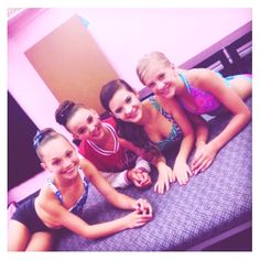 group picture dance moms