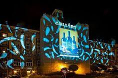 Ha november, akkor Márton napi #libalakoma és Danubius Hotel Gellért #Borfesztivál - #NightProjection #fényfestés Broadway Shows, November, Neon Signs, Night, November Born