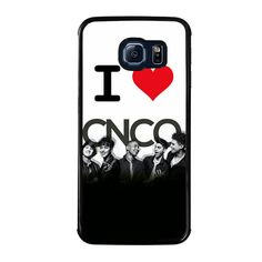 I LOVE CNCO NEW Samsung Galaxy S6 Edge Case - Best Custom Phone Cover Cool Personalized Design – Favocase