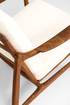 Tove & Edvard Kindt-Larsen easy chairs model 117 at Studio Schalling