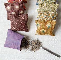 Lavender Sachets | Purl Soho