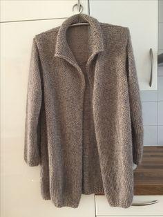 Vraag mij, ik brei  #tegendonatie #kidmohair #cottonviscose #cardigan #vest #oversized #NAH #breiNwerk #breien  #knitting  #homemade #withlove #knitwear  #nietaangeborenhersenletsel #knittersofpinterest