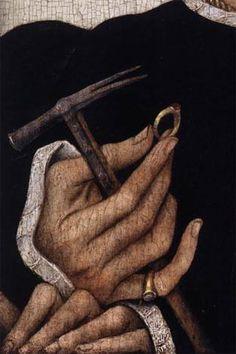 Francesco d'Este, by Rogier van der Weyden, circa 1460