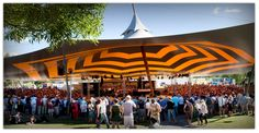 Kaustinen Folk Music Festival. Central Ostrobothnia province of Western Finland - Keski-Pohjanmaa