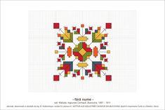 Folk Embroidery, Hama Beads, Traditional Art, Beading Patterns, Pixel Art, Bookmarks, Cross Stitch Patterns, Folk Art, Diy And Crafts