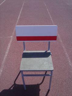 Long jump chair