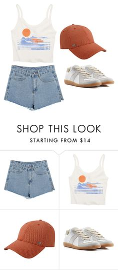 """""""Untitled #250"""" by kenzie-raye13 on Polyvore featuring Billabong, Keds and Maison Margiela"""