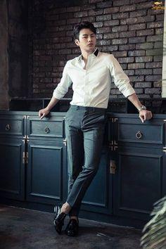 Image de oppa, handsome, and seo in guk Park Hae Jin, Park Seo Joon, Korean Star, Korean Men, Asian Actors, Korean Actors, Asian Boys, Asian Men, Dramas