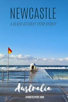 Things to do in Newcastle on a Weekend Getaway | Sydney Getaways Australia Beach, Visit Australia, Australia Travel, Sydney Australia, Newcastle Beach, Newcastle Nsw, Places To Travel, Travel Destinations, Stuff To Do